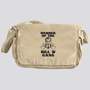 Bill W Gang Messenger Bag