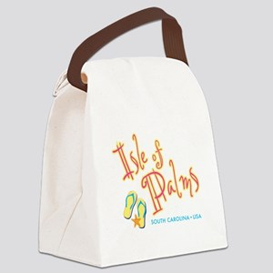 Isle of Palms - Canvas Lunch Bag