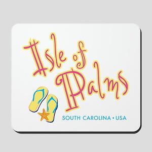 Isle of Palms - Mousepad