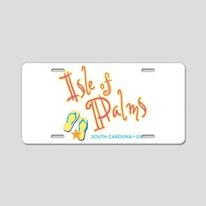 Isle of Palms - Aluminum License Plate
