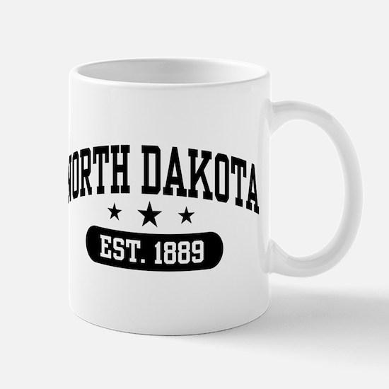 North Dakota Est. 1889 Mug