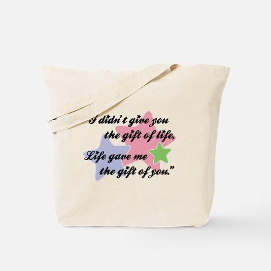 I DIDN'T GIVE YOU... Tote Bag