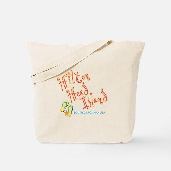 Hilton Head Island - Tote Bag