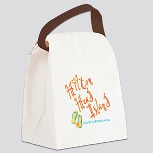 Hilton Head Island - Canvas Lunch Bag