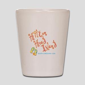 Hilton Head Island - Shot Glass