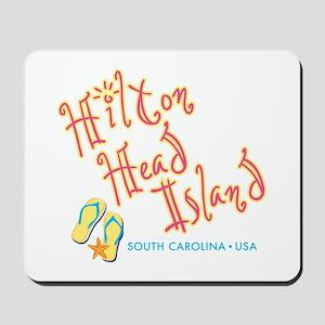 Hilton Head Island - Mousepad