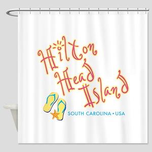 Hilton Head Island - Shower Curtain