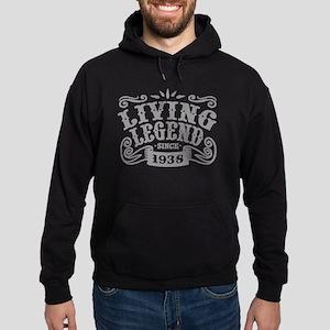 Living Legend Since 1938 Hoodie (dark)