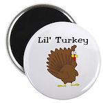 Lil' Turkey Magnet