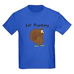 Lil' Turkey Kids Dark T-Shirt
