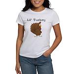 Lil' Turkey Women's T-Shirt