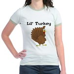 Lil' Turkey Jr. Ringer T-Shirt