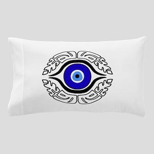 EVIL EYE_HAMASA Pillow Case