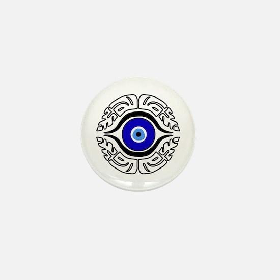 EVIL EYE_HAMASA Mini Button (10 pack)