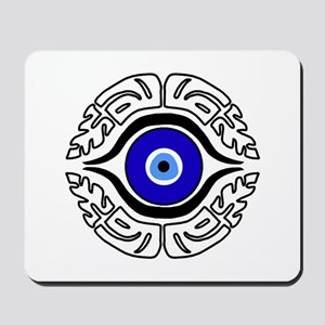 EVIL EYE_HAMASA Mousepad