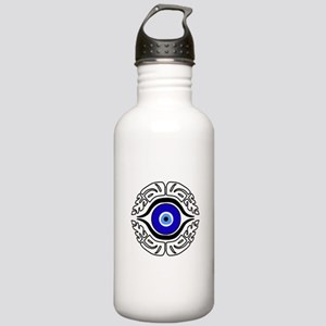 EVIL EYE_HAMASA Water Bottle
