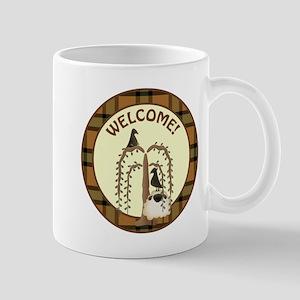 WELCOME Mugs