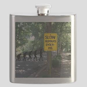 SLOW Humans Evolving Flask