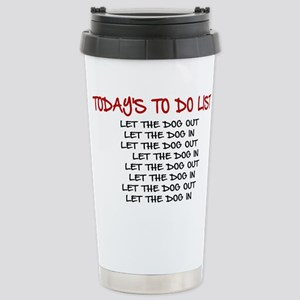 TODAY'S TO DO LIST Mugs