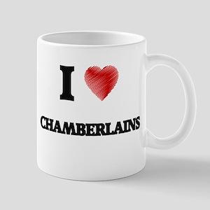 I love Chamberlains Mugs