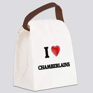 I love Chamberlains Canvas Lunch Bag