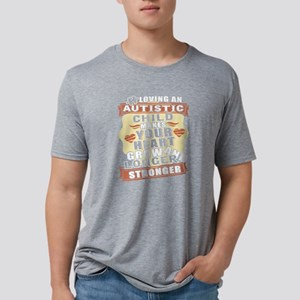 Loving An Autistic Child T Shirt T-Shirt