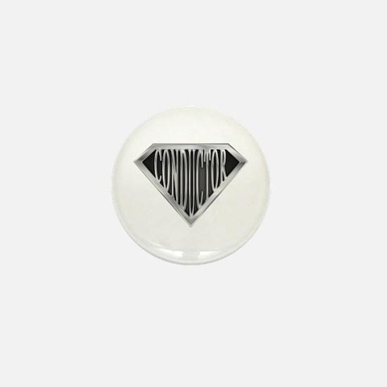 SuperConductor(metal) Mini Button