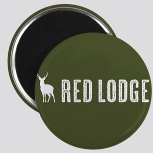 Deer: Red Lodge, Montana Magnet