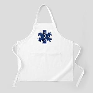 EMS EMT Rescue Logo Apron
