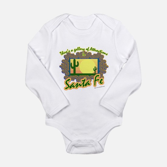 Santa Fe Gallery Infant Bodysuit Body Suit