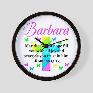 HEBREWS 15:13 Wall Clock