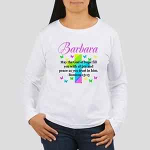 HEBREWS 15:13 Women's Long Sleeve T-Shirt