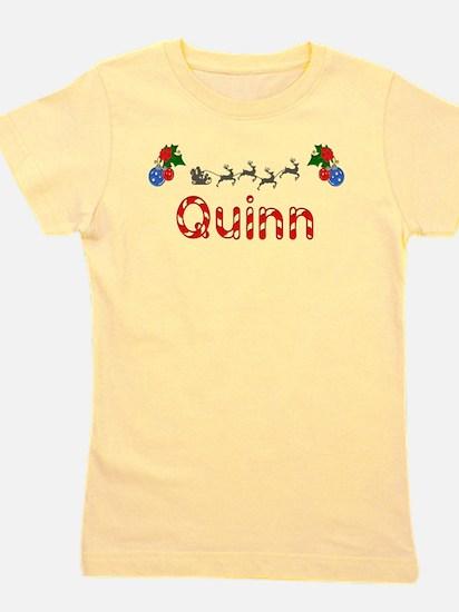 Quinn, Christmas T-Shirt