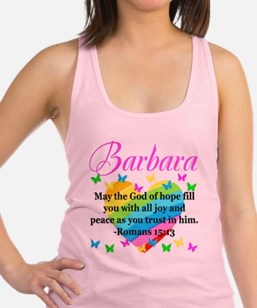 HEBREWS 15:13 Racerback Tank Top