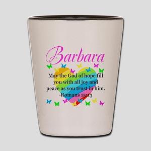 HEBREWS 15:13 Shot Glass