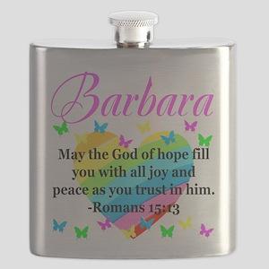 HEBREWS 15:13 Flask
