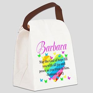 HEBREWS 15:13 Canvas Lunch Bag