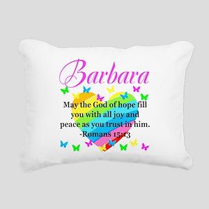 HEBREWS 15:13 Rectangular Canvas Pillow
