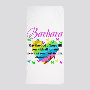 HEBREWS 15:13 Beach Towel