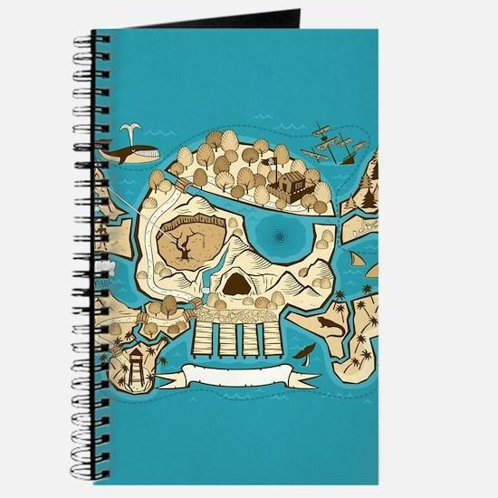 Treasure Map Journal