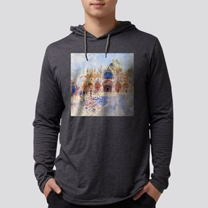 The Piazza San Marco by Pierre Long Sleeve T-Shirt