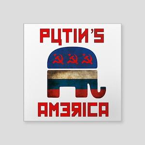 Putin's America Sticker