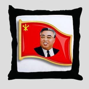 WPK Flag Throw Pillow