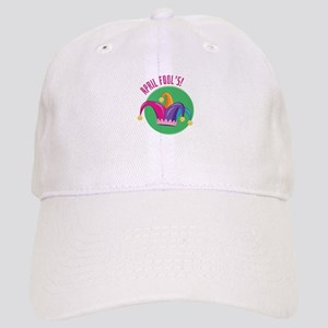 April Fools Baseball Cap