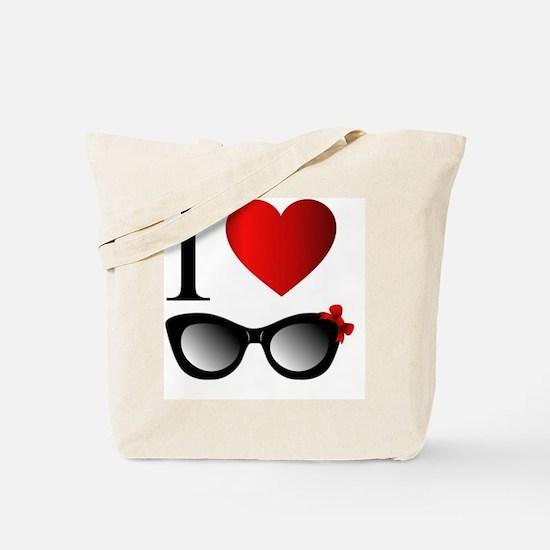 Unique Vision Tote Bag