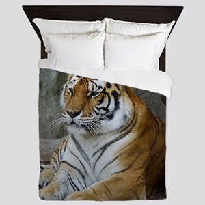 BIG CATS Queen Duvet