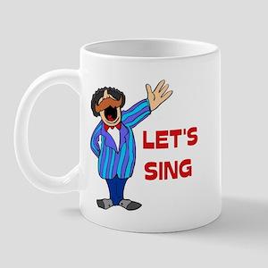 LET'S SING Mug