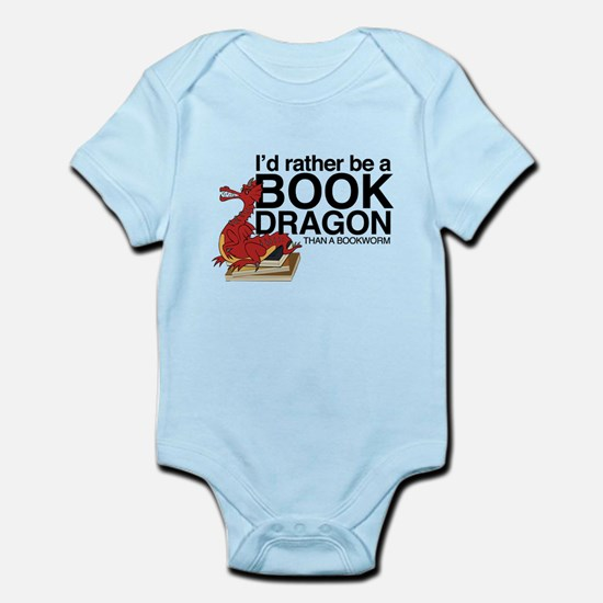 Book Dragon Body Suit