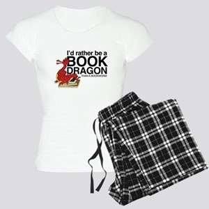 Book Dragon Women's Light Pajamas