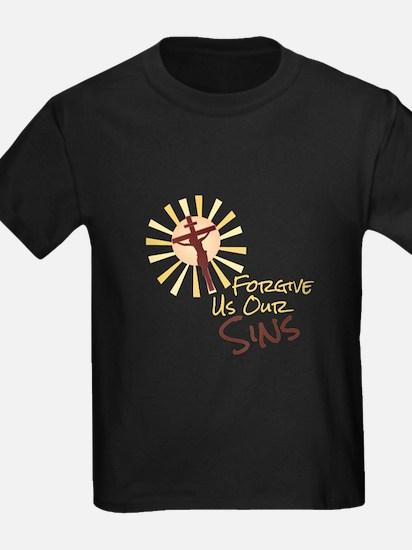 Forgive Our Sins T-Shirt